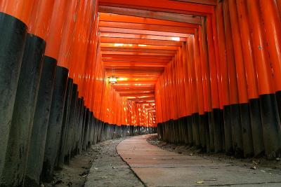 Fushimi inari - Photo by Paul Vlaar